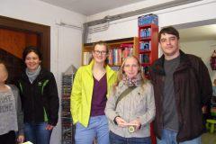 Jubiläum: 65 Jahre Gemeindebibliothek und 25 Jahre Leitung Christina Bertuch Bild 6