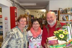 Jubiläum: 65 Jahre Gemeindebibliothek und 25 Jahre Leitung Christina Bertuch Bild 18