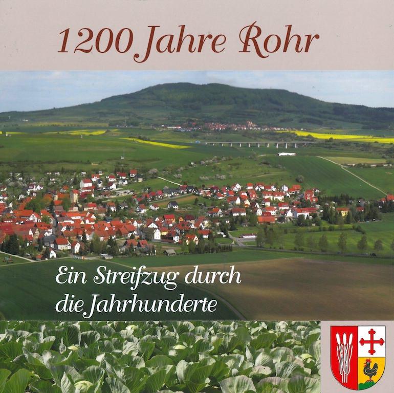 1200 Jahre Rohr - Ein Streifzug durch die Jahrhunderte