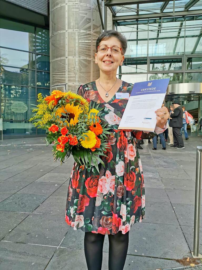 Preisverleihung Thüringer Förderpreis 2019 Bild 1