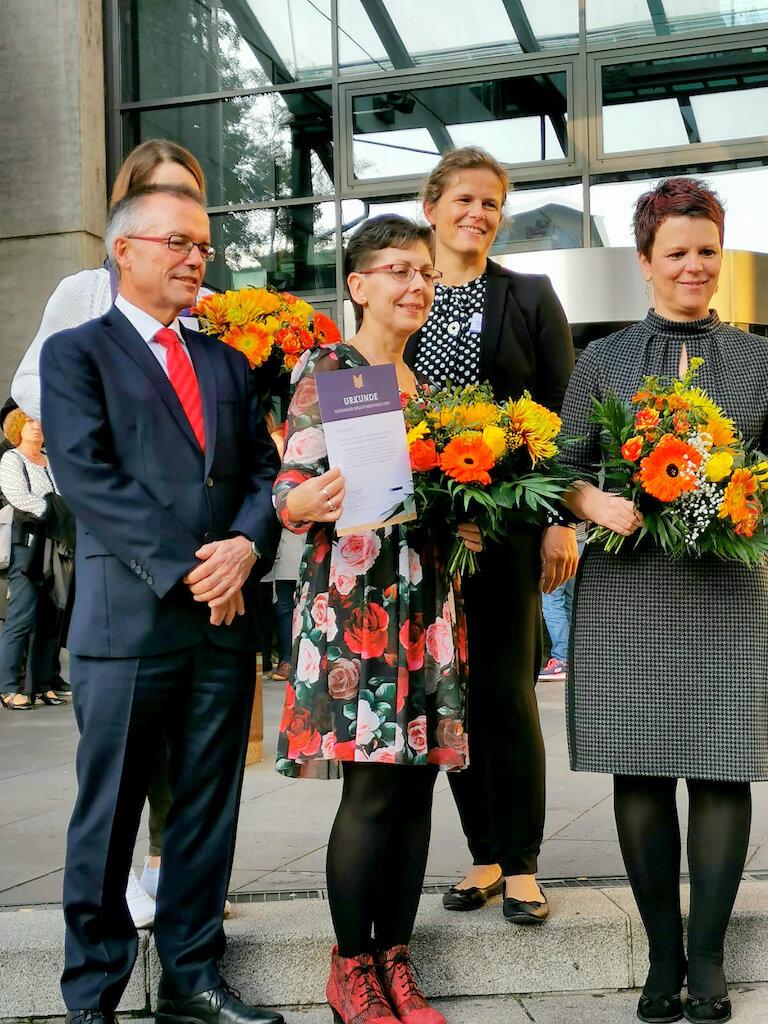 Preisverleihung Thüringer Förderpreis 2019 Bild 2