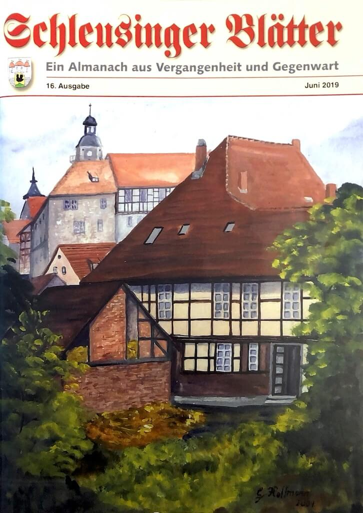 Schleusinger Blätter Juni 2019